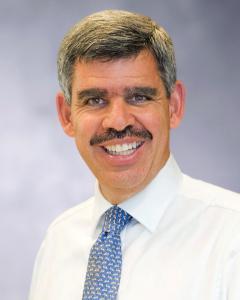 Dr Mohamed El-Erian