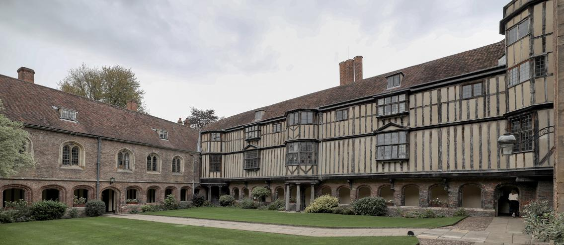 Photo of Cloister Court