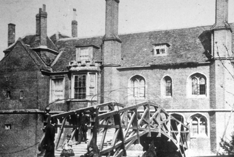 Bridge before 1866