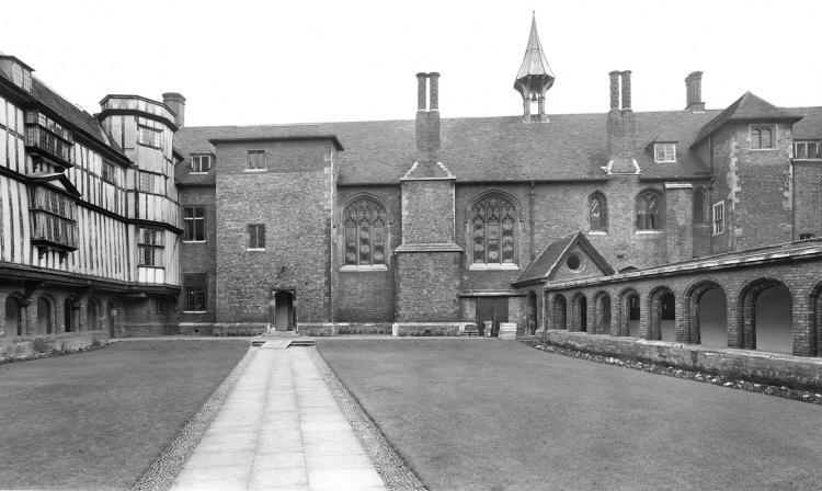 Cloister Court 1959