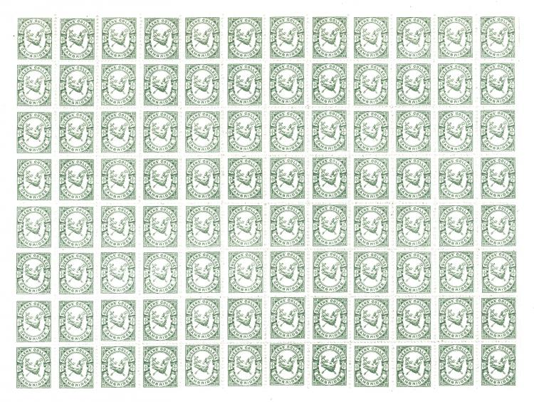 Queens' stamps