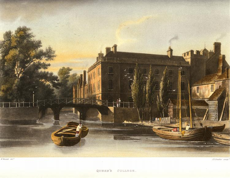Essex Building - Ackermann 1815