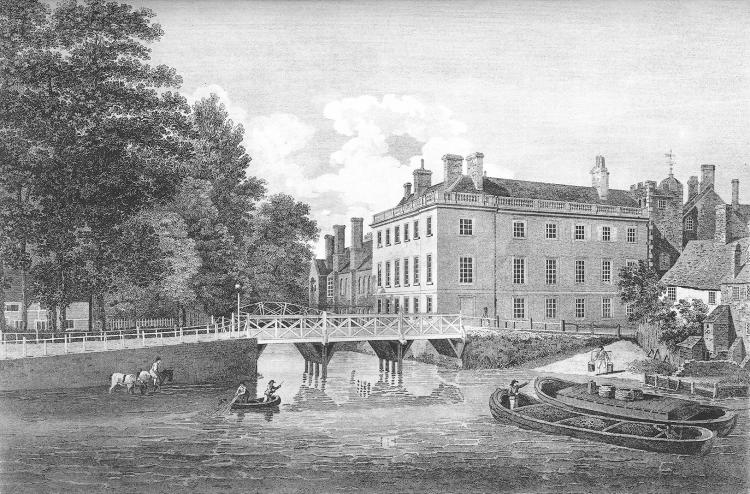 Essex Building - Baldrey 1804