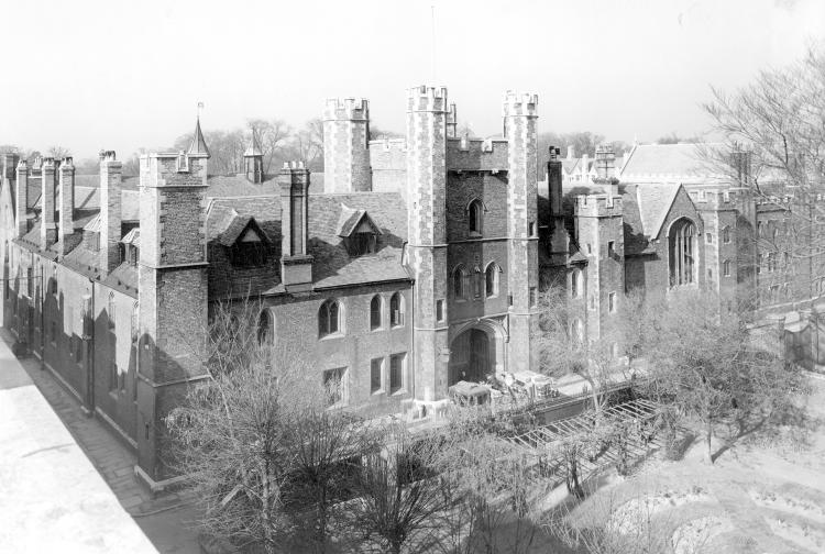 East frontage 1948