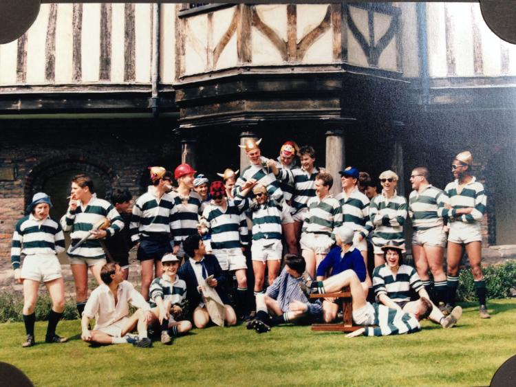 Queens' College Rugby Club | Queens' College