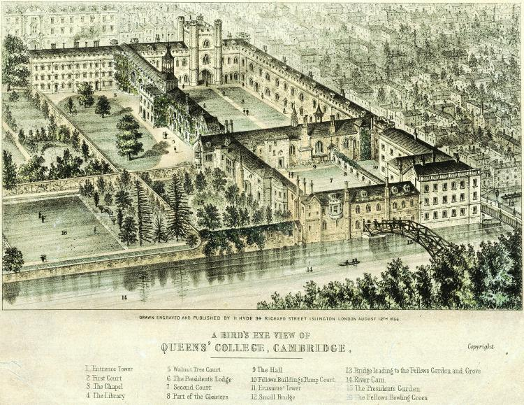 Hyde view 1856