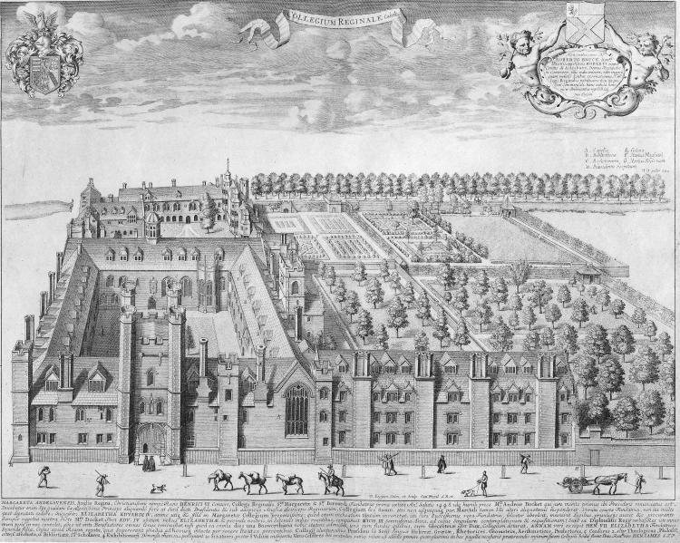 Loggan's view 1685