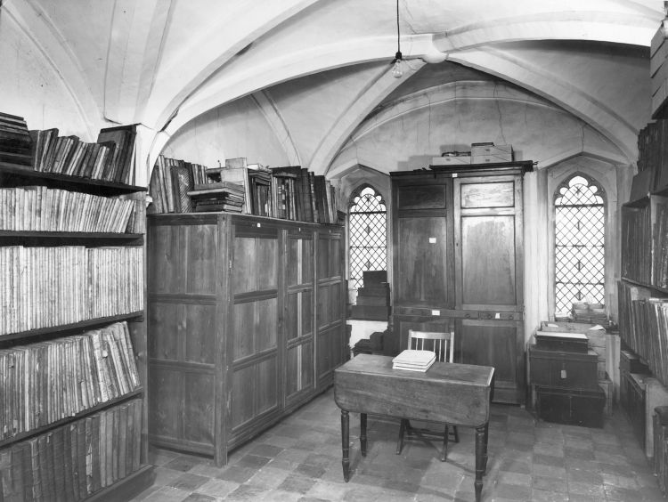 Photo of Muniment Room
