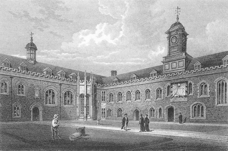 Old Court - Storer 1829