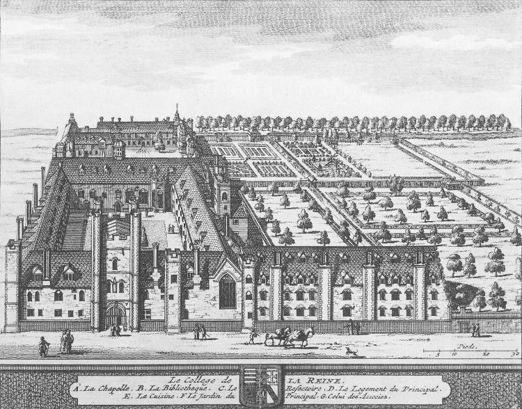 Pieter van der Aa view 1707