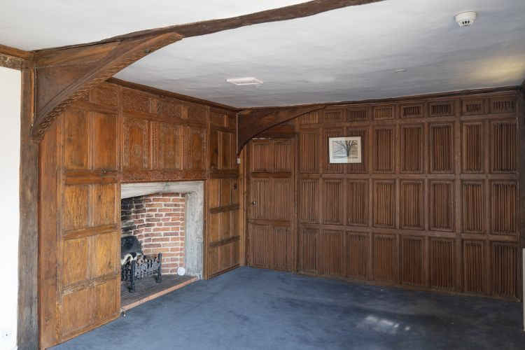 Photo of Playroom panelling