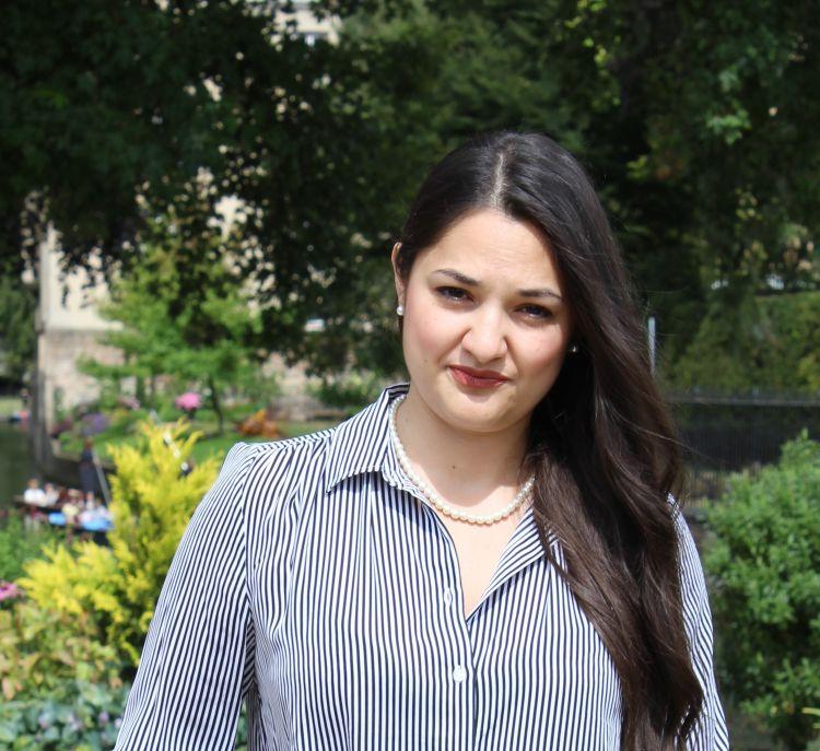 Emanuela Constanzeto - Database Officer