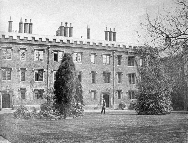 Walnut-Tree Building - Cade 1857