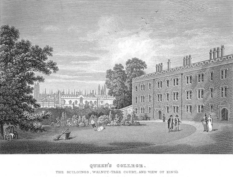 Walnut-Tree Building - Storer 1829