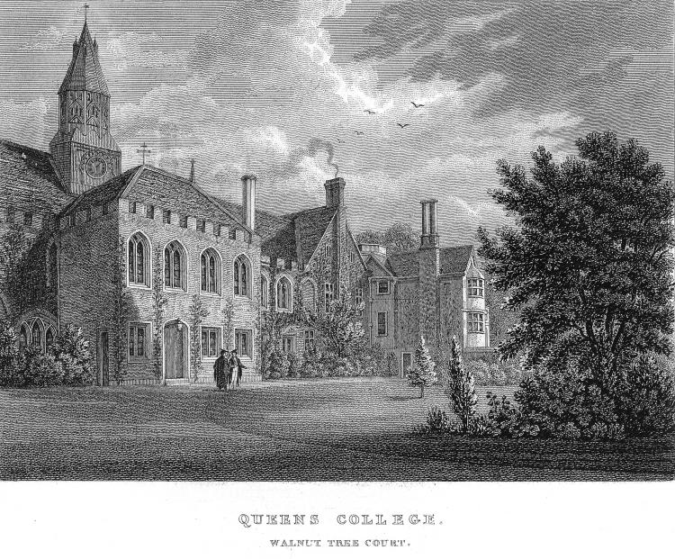 Walnut-Tree Court Library - Storer after 1848