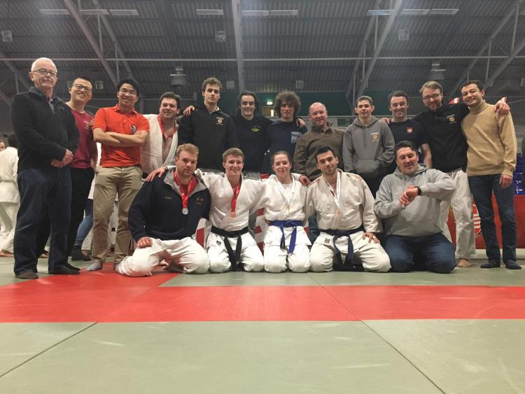 Queens' student captains CU Judo team to victory | Queens' College
