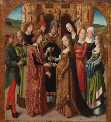 Marriage of a Saint