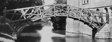 Mathematical Bridge, 1870s