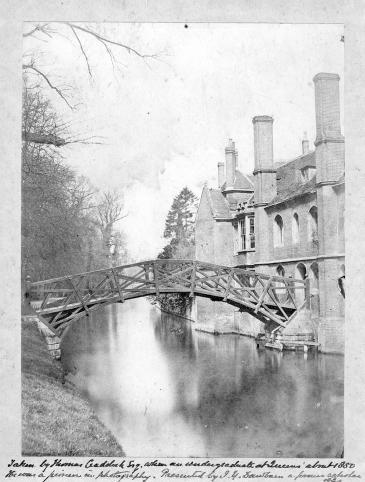 Bridge - Craddock 1850s