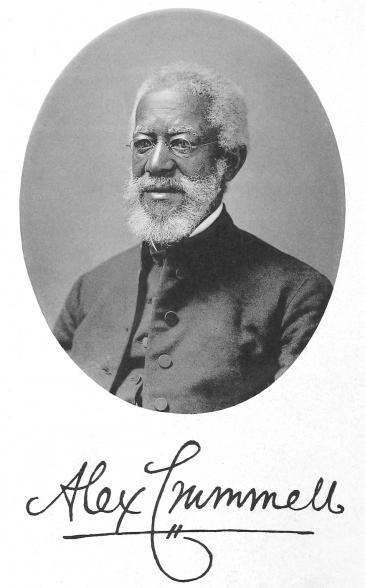 Photo of Crummell