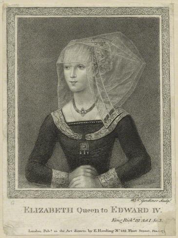 Elizabeth Woodville | Queens' College