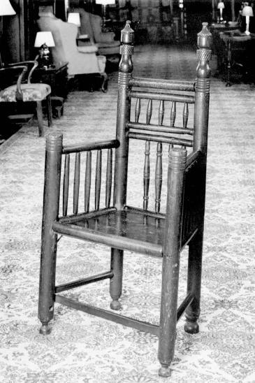 Erasmus's Chair