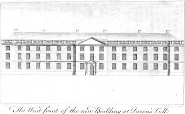 Essex Building original design