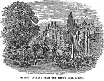 Essex Building - Le Keux 1839