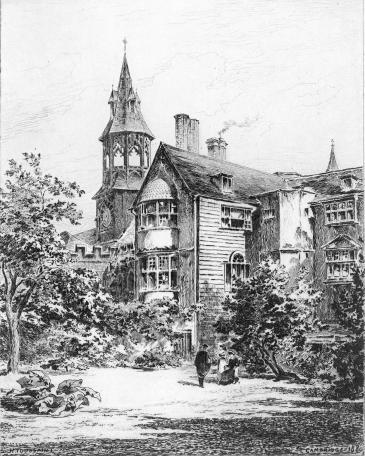 Essex Wing print