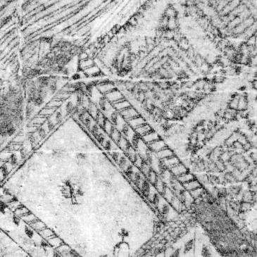 John Hamond view 1592
