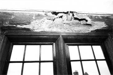 Long Gallery wet rot