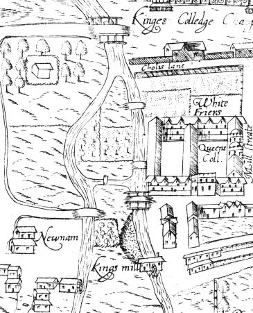 Map of mills