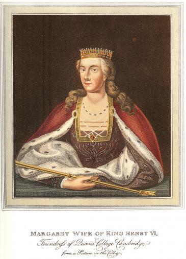 Margaret of Anjou | Queens' College