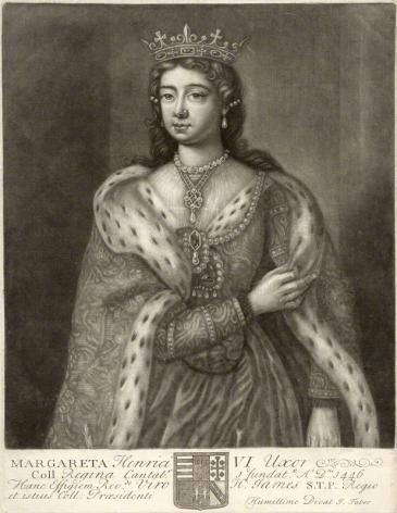 Called Margaret of Anjou