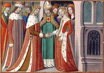 Marriage of Henry VI and Margaret of Anjou