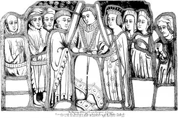 Marriage of Henry VI