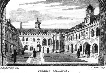 Old Court - Harraden 1831