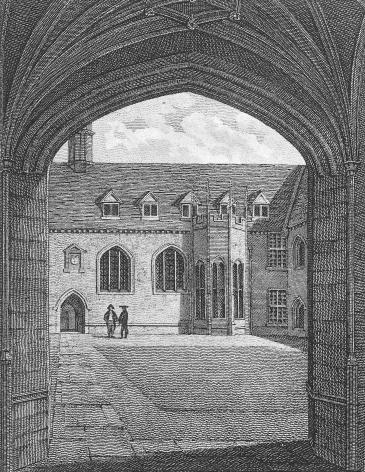 Old Court - John Greig 1814
