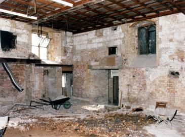 Old Kitchens south west corner before refit