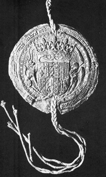 Seal of Queen Margaret of Anjou