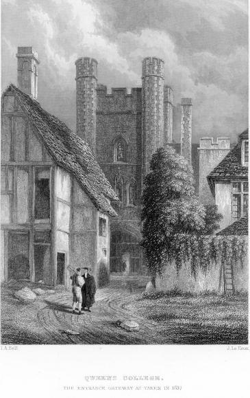 Queens' College 1837