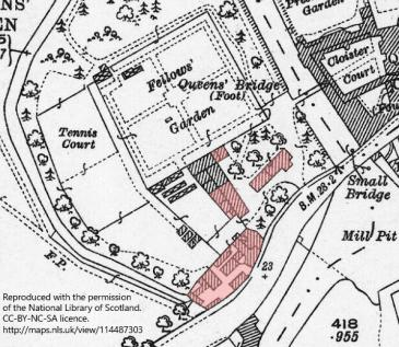 Plan of site