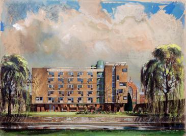 Spence design 1958 Jan