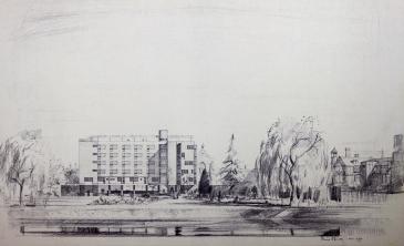 Spence design Nov 1957