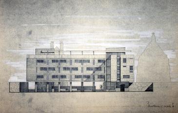 Spence design 1958 July