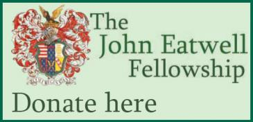 Give to the John Eatwell Fellowship
