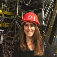 Photo of Dr Sarah Williams, Shvidler Fellow at Queens' College
