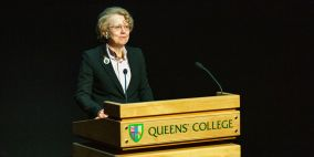 Photo of Lady Arden Heswall DBE - Queens' Distinguished Lecture in Law 2021