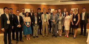 Attendees of HK Alumni lunch - July 2021
