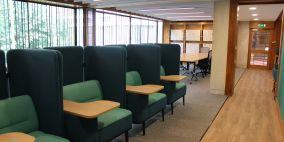 The Armitage Room for postgraduates